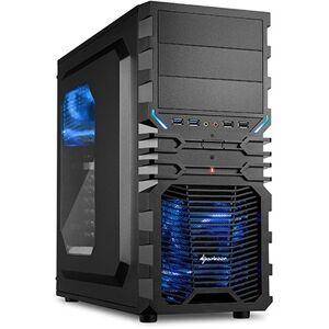 AMD Ryzen 3 2200G Budget Game Computer / Gaming PC - RX Vega 8 - 8GB 2666 RAM + 1TB HDD