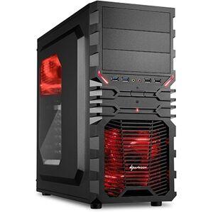 LalaShops AMD Ryzen 3 3200G Budget Game Computer / Gaming PC - RX Vega 8 - 8GB 2666 RAM + 1TB HDD