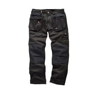 Scruffs Werkbroek'Worker Plus', zwart 36S
