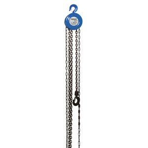 Silverline Handtakel 1000 kg/2,5 m takelhoogte