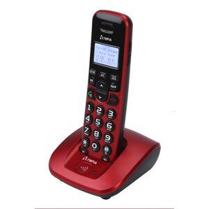 Olympia Draadloze DECT-telefoon, rood