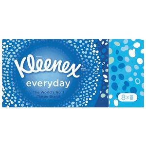 Kleenex Zakdoekjes Everyday - 8 Pakjes