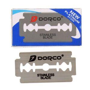 Dorco Platinum Double Edge Blades 10 Stuks