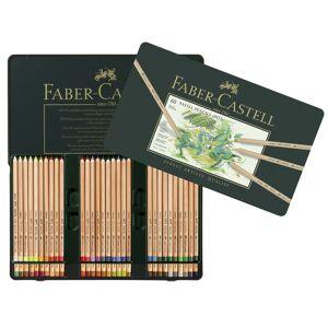 Faber Castell FC-112160 Pastelpotlood Faber-Castell Pitt Metalen Etui A 60 Stuks