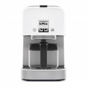 Kenwood COX750WH kMix Koffiemachine 1L 1200W Wit/Grijs