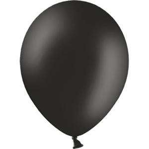 "belbal-logo ""Pastel Black Latex Round 5in/12.5cm"""