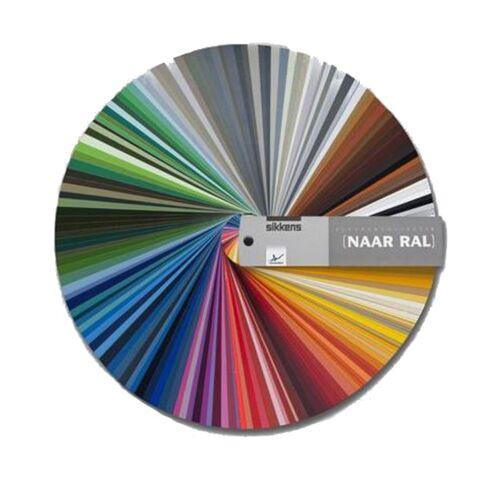 Sikkens RAL K5 Kleurenwaaier Kleurencollectie