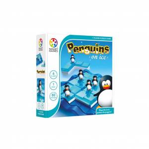 Diversen Smartgames Spel Penguins On Ice