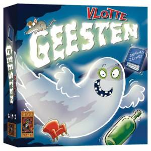 Diversen 999 Games Spel Vlotte Geesten