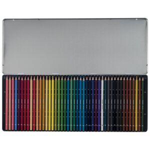 Bruynzeel kleurpotloden 'Molen', doos met 45 potloden in geassorteerde kleuren