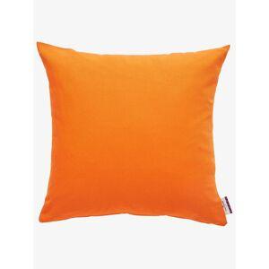 TOM TAILOR Basic kussensloop, orange, 50/50