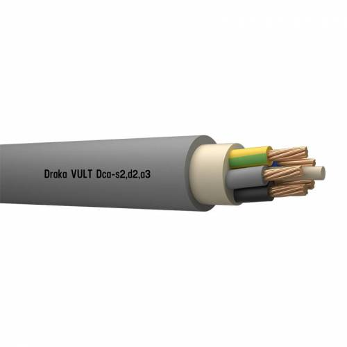 Draka VULT Dca-S2 - Installatiekabel 835520