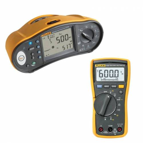 Fluke 1600 - Meetapparatuurset 4911907