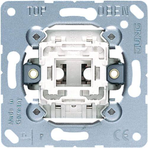 Jung Basiselement - Schakelaar 502EU 2-polige schakelaar