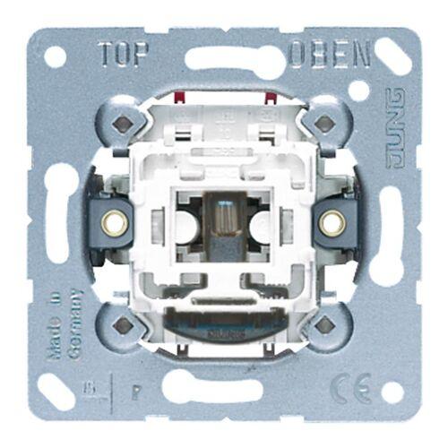Jung Basiselement - Schakelaar 502KOEU 2-polige schakelaar