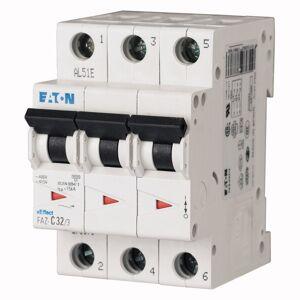 Eaton Moeller FAZ - Installatieautomaat FAZ-C50/3