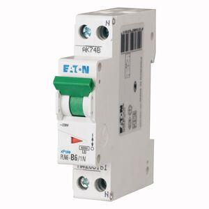 Eaton Moeller PLN - Installatieautomaat PLN6-C2/1N-MW