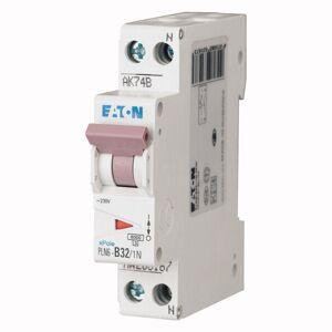 Eaton Moeller PLN - Installatieautomaat PLN6-C32/1N-MW