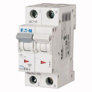 Eaton Moeller PLZ - Installatieautomaat PLZ6-C16/1N-MW