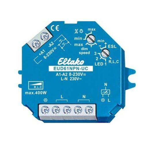 Eltako EUD61 - Dimmer 61100801 Drukknop