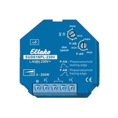Eltako EUD61 - Dimmer 61100830 Drukknop