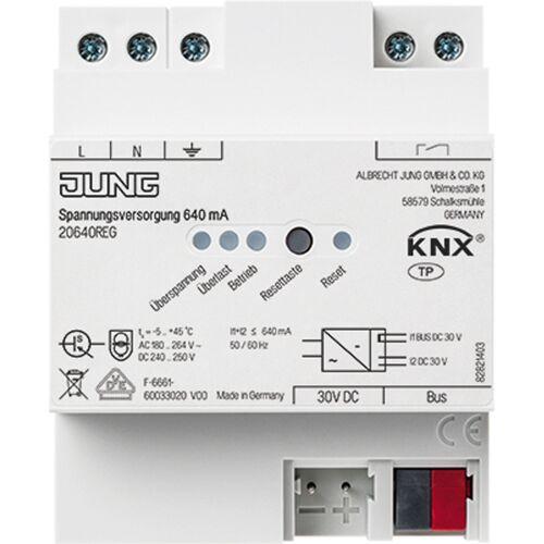 Jung KNX - Voedingseenheid 20640REG