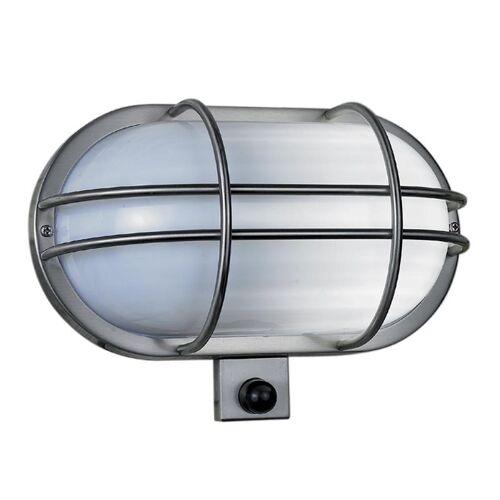 KS Verlichting Sonn - Buitenlamp SONN RVS+SENS