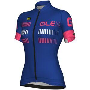 Alé PRR Strada Graphics fietstrui (korte mouwen) - XL Blue/Pink