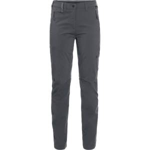 Jack Wolfskin Activate Light broek voor dames - 44 Dark Iron