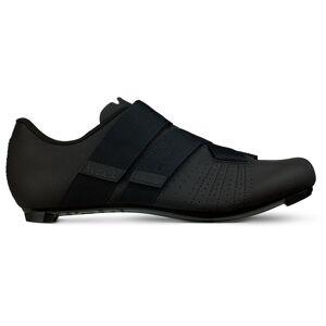 Fizik Tempo R5 Powerstrap fietsschoenen - 46 zwart/zwart
