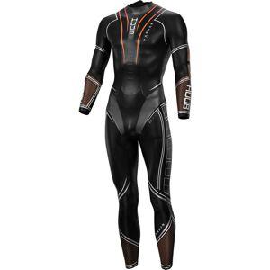 HUUB Varman 3:5 wetsuit - ST zwart/oranje   Wetsuits