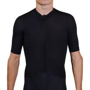Black Sheep Cycling Essentials TEAM fietstrui - XXL Block Black