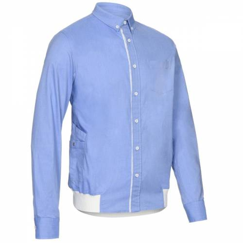 Primal Goodman overhemd - XL blauw   Overhemden