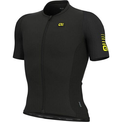 Alé REV1 MC Race fietstrui - 2XL zwart   Fietstruien