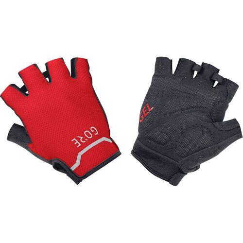 Gore Wear C5 handschoenen (korte vingers) - 6 zwart/rood