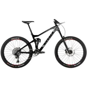 Vitus Sommet CRS mountainbike (GX Eagle - 2019) - X-Large Black-Grey