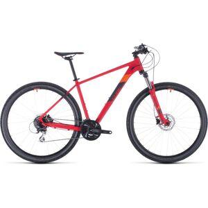 "Cube Aim Race 29 hardtail mountainbike (2020) - 21"" Red - Orange"