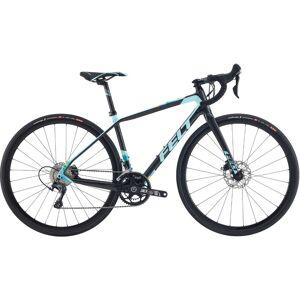 Felt VR3W racefiets voor dames (Ultegra, 2017) - 56cm zwart/blauw