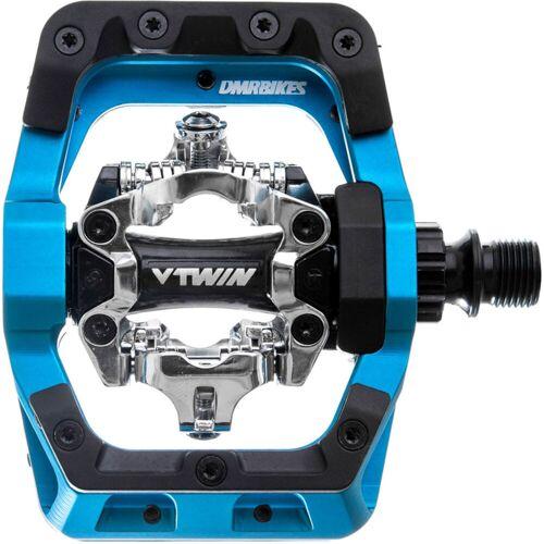 DMR V-Twin pedalen - one-size-fits-all blauw   Klikpedalen