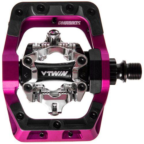 DMR V-Twin pedalen - one-size-fits-all Magenta   Klikpedalen