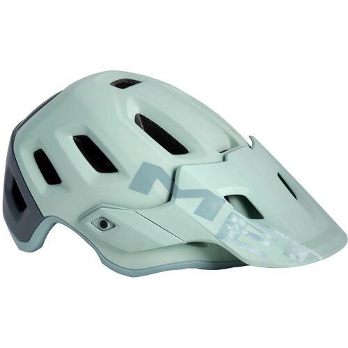 MET Roam MTB helm - S Grey/Grey   Helmen
