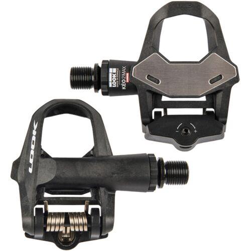 Look Keo 2 Max Carbon pedalen (racefietsen) - 8Nm zwart   Klikpedalen