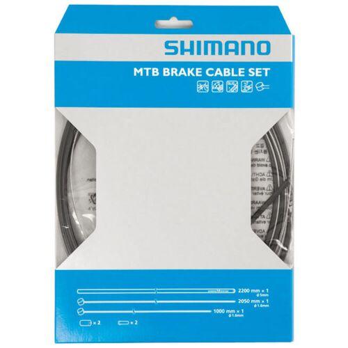 Shimano MTB remkabelset - n/a Neutral   Remkabels