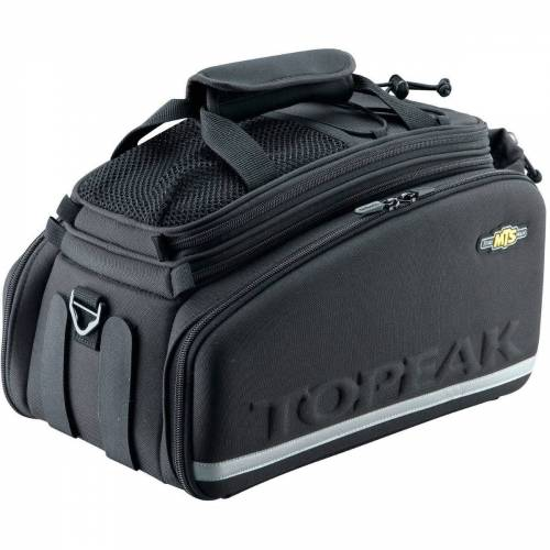 Topeak DXP bagagedragertas - one-size-fits-all zwart