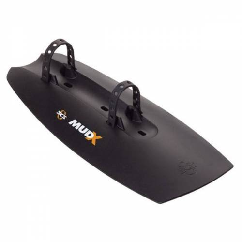 SKS Mud-X voorspatbord - Universal zwart   Klikspatborden