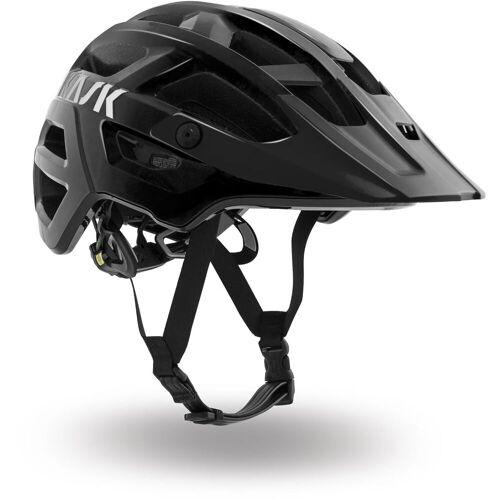 Kask Rex MTB helm - L zwart   Helmen