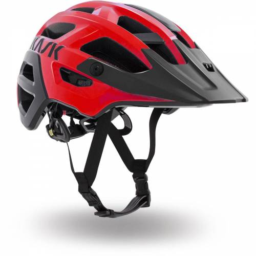 Kask Rex MTB helm - L rood   Helmen