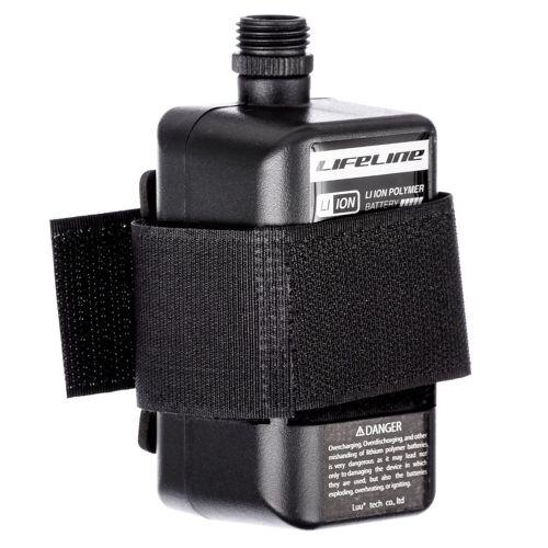 LifeLine Ara Li-ion batterij - one-size-fits-all zwart   Batterijen