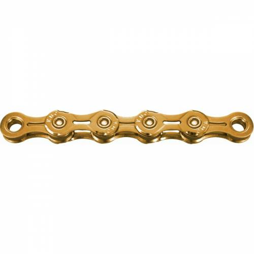 KMC X11 EL ketting - 118 Links Option 2 goud   Kettingen