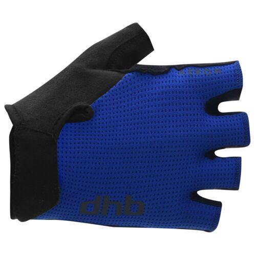dhb Aeron Gel 2.0 handschoenen (korte vingers) - X Small blauw